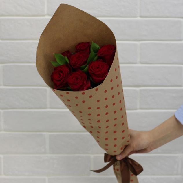 Букет  розы классик